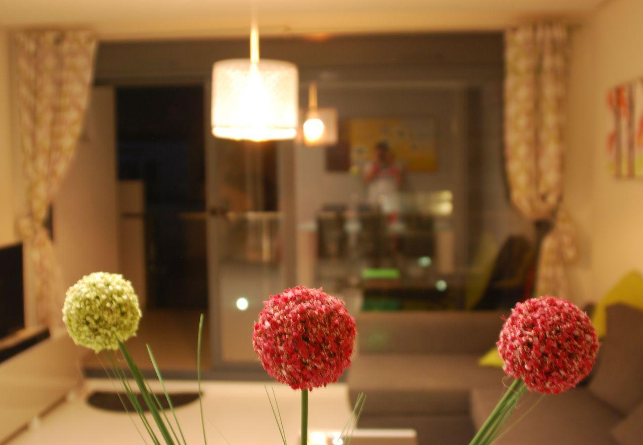 Zapholiday  -  3011 - apartamento Orihuela Costa, Costa Blanca  -  sala de estar
