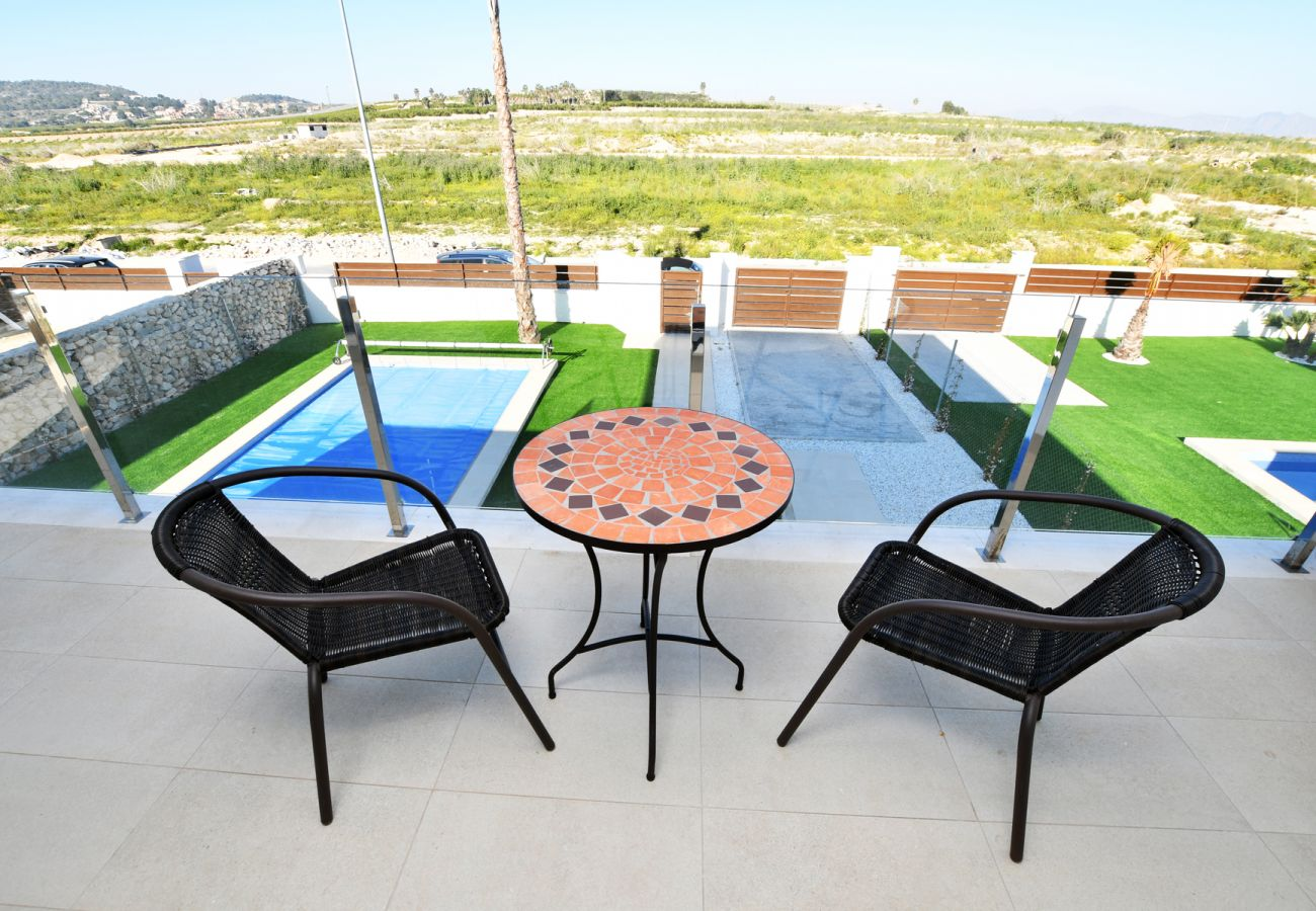 Villa en Orihuela - 3021 Vistabella-Malibu 3021