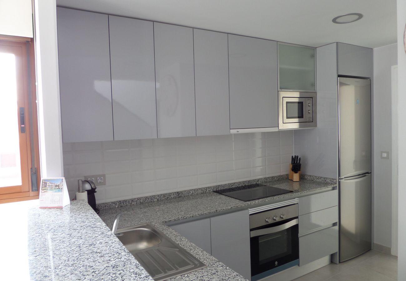 Zapholiday - 3029 - ático Orihuela Costa, Costa Blanca - cocina