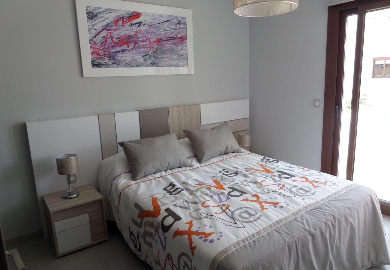 Zapholiday - 3029 - Orihuela Costa atico, Costa Blanca - dormitorio
