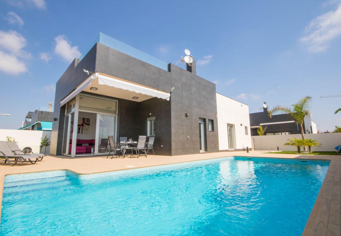 Villa en Torre de la Horadada - 3037 Lamar House 3037