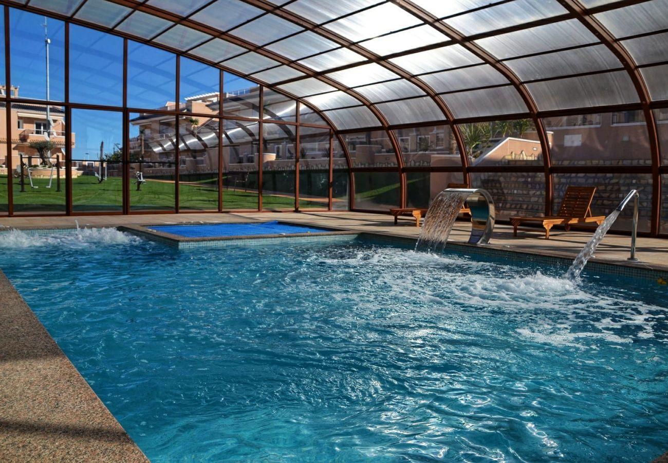 Zapholiday  –  3049 -  Appartamento Punta Prima, Costa Blanca  –  piscina