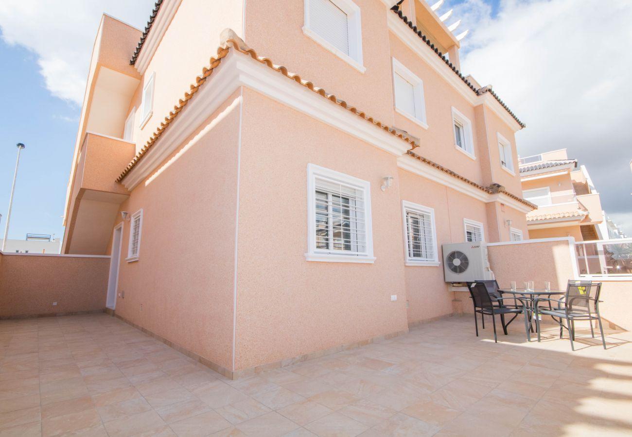 Apartamento en Orihuela Costa - 3049 Vista Azul Spa 3049