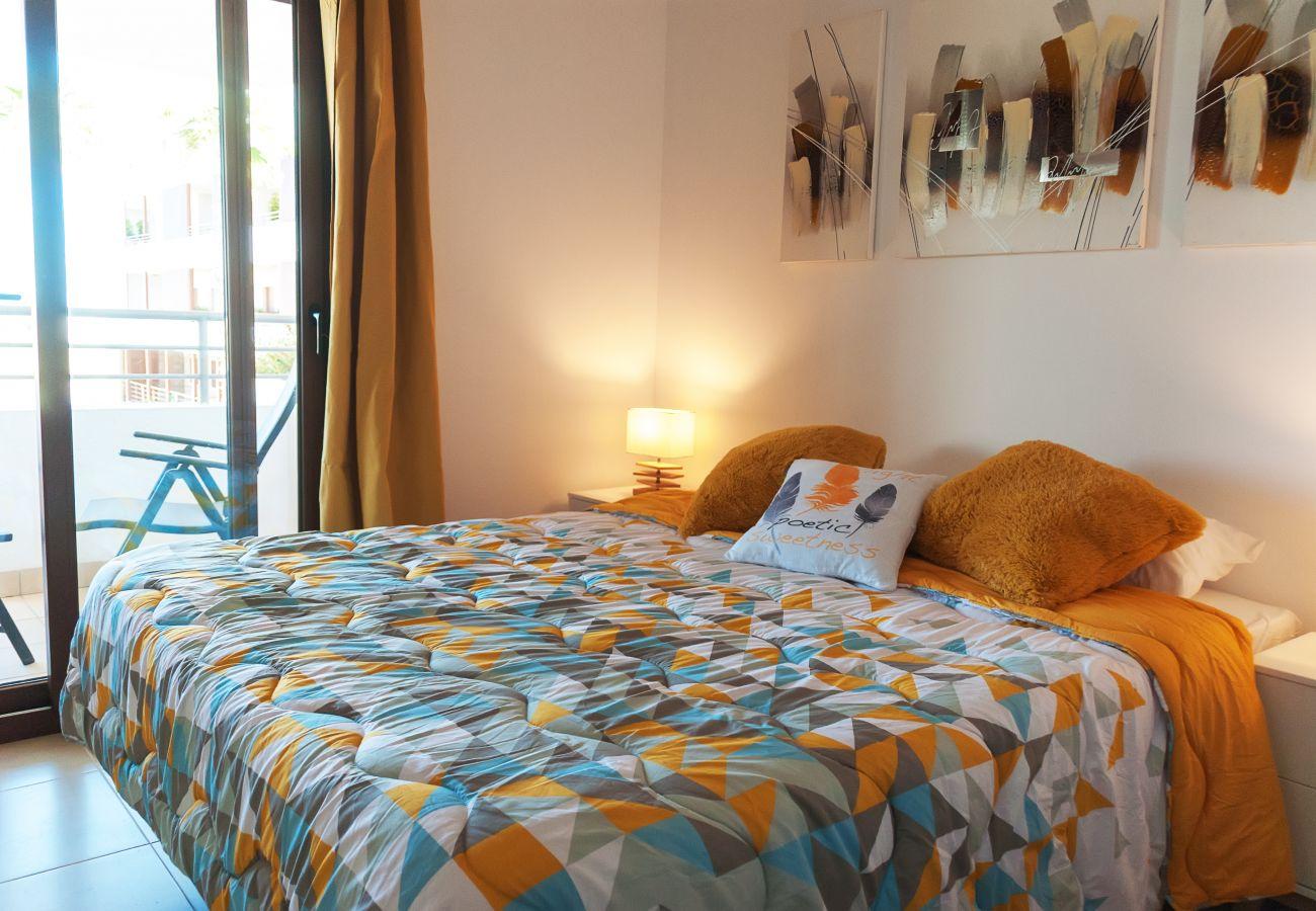 Zapholiday - 3056 - apartamento terrazas de campoamor, costa blanca - dormitorio