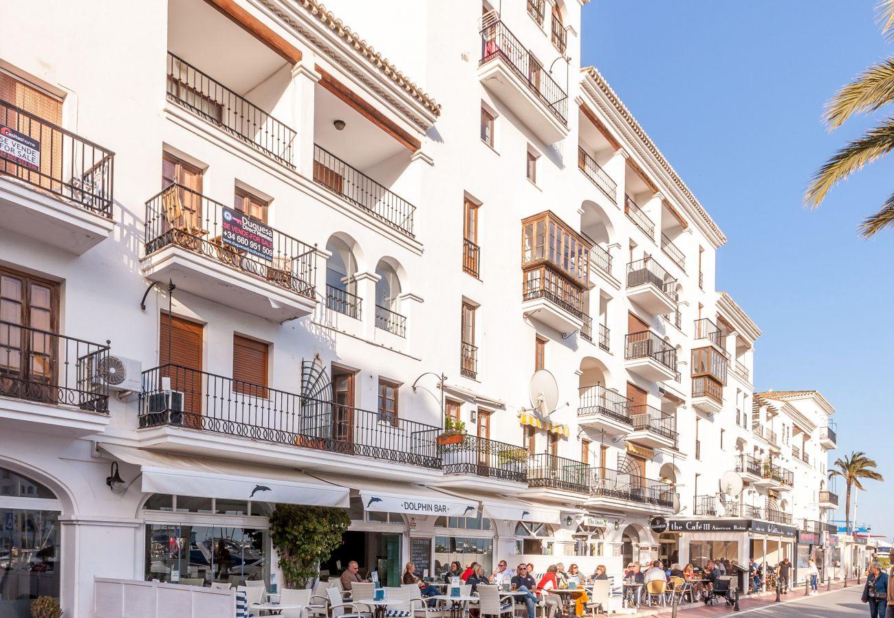 Apartamento en Estepona - Valle Romano 2269