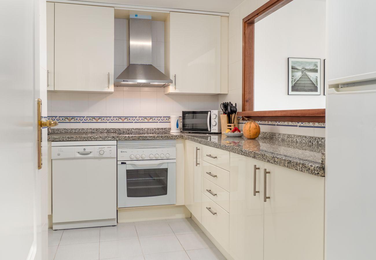 Zapholiday - 2290 - alquiler de apartamentos La Duquesa, Costa del Sol - cocina