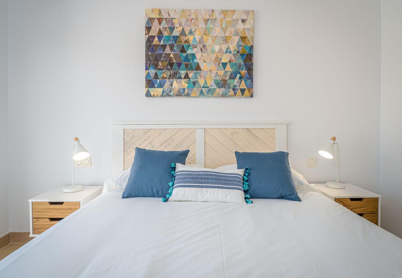 Zapholiday - 2290 - Alquiler apartamento La Duquesa, Costa del Sol - dormitorio