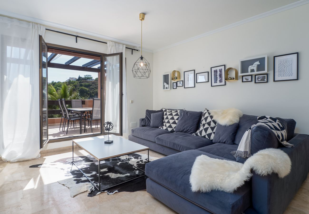 Zapholiday - 2297 - apartamento Casares, Costa del Sol - salón