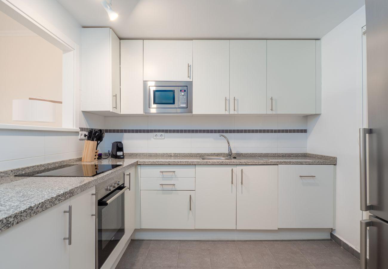 Zapholiday - 2297 - apartamento Casares, Costa del Sol - cocina