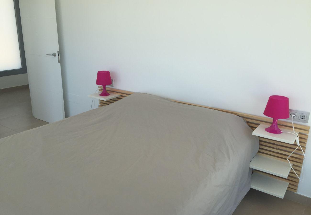 Zapholiday - 3018 - villa Orihuela, Alicante - dormitorio