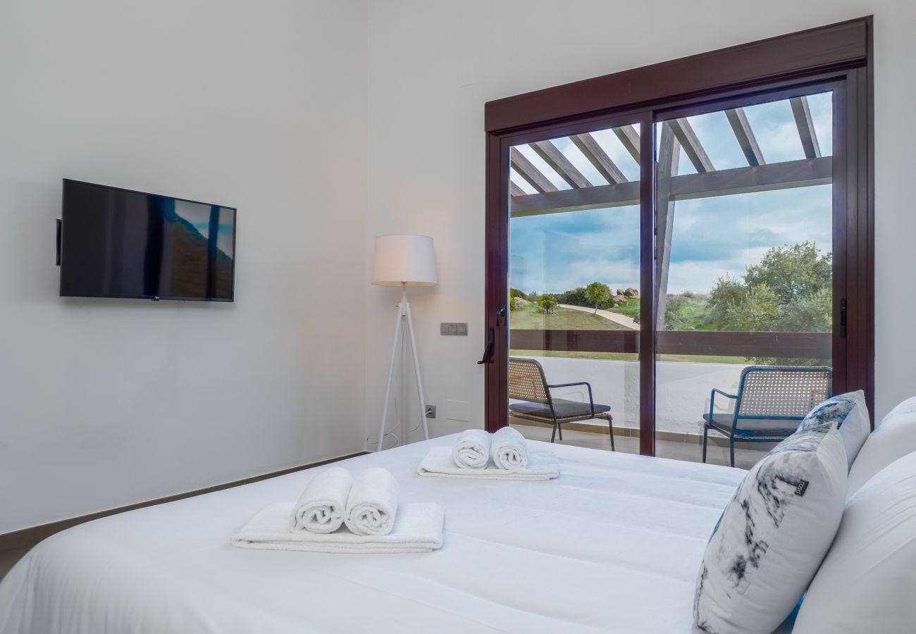 Zapholiday - 2301 - Villa Estepona, Costa del Sol - dormitorio