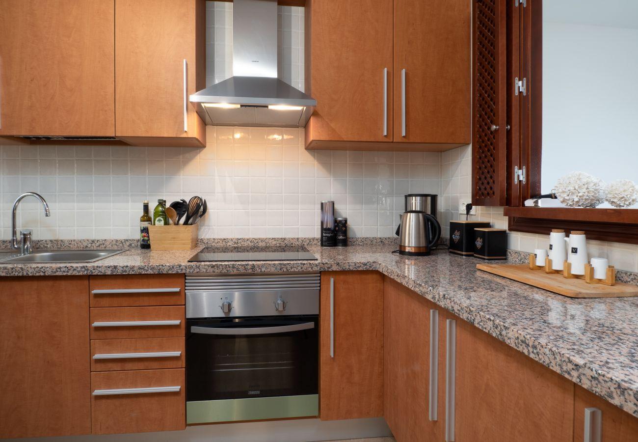 ZapHoliday - 2305 - alquiler de apartamentos en La Alcaidesa, Costa del Sol - cocina